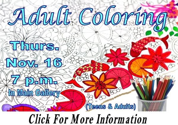 Adult Coloring -Nov 16 2017 (Feature)