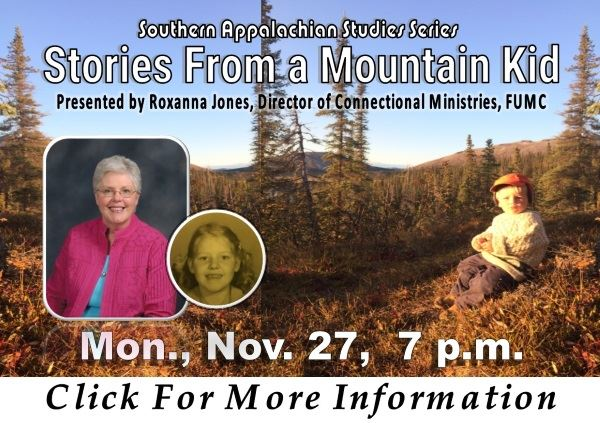 Stories From a Mountain Kid November 27, 2017 (Feature)