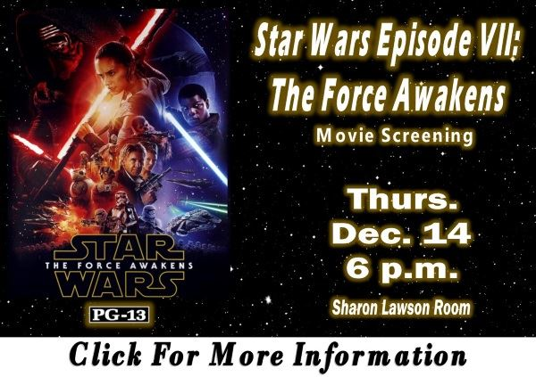 Star Wars Episode VII The Force Awakens  Dec 14, 2017 (Feature)