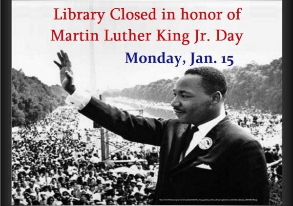 MLK Day Holiday Jan 2018 (Feature)