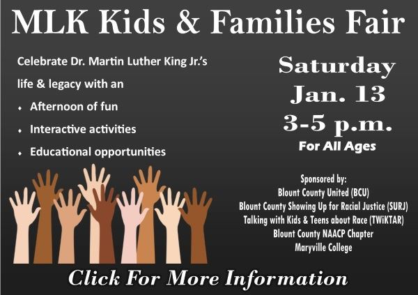 MLK Kids  Families Fair - Jan 13 2018 (Feature)