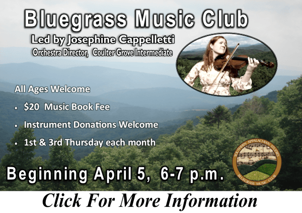 Bluegrass Music Club (Feature)