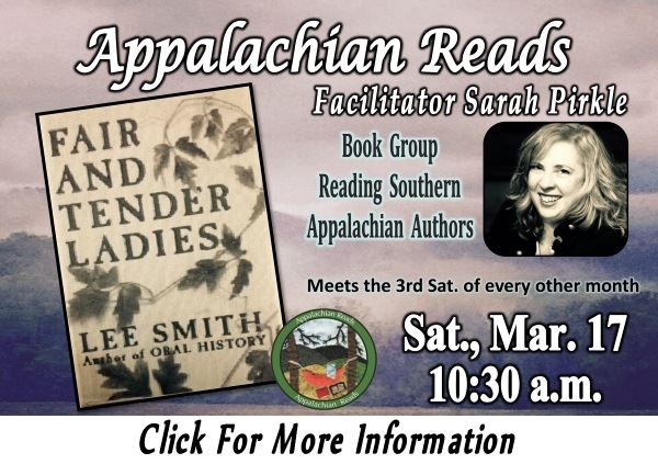 Appalachian Reads - March 17 2018 (Feature)