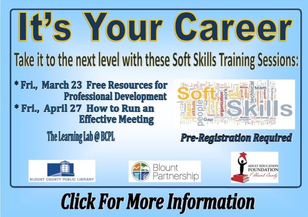 Its Your Career  Soft Skills - March 23 April 27 2018 (Feature)