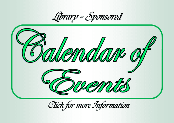 Calendar of Events March 2018 (Feature)