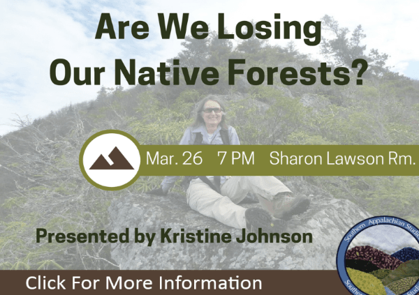 Are We Losing Our Native Forests March 26 2018 (Feature)